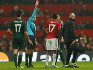 LoC / Nani red card : Kean goes against the current of the English press