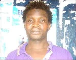 Thief Turns Drug Dealer