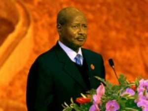 Museveni orders closure of talk shows