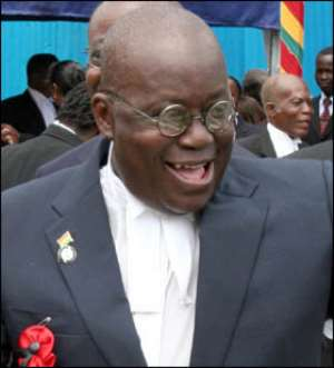 On Akufo-Addo's best president award: Why he deserves a Nobel Prize