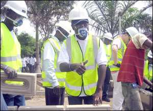 Newmont Supports Visually Impaired