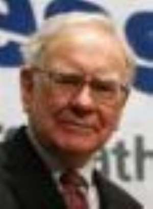 Buffett Works on $15 Bln Deal; Says It Isn't Likely (Update1)