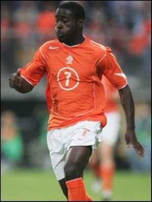 Owusu-Abeyie called up for Ghana