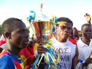 Champions crowned