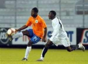 Ghana held in opener