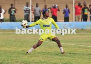 Former Asante Kotoko goalie Erci Nii Baah settles with Division One side Kumasi Cornestone