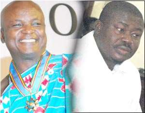 NPP Boss Invites Togbe Afede•To Tour Volta