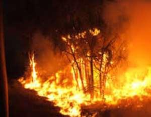Community leaders asked to help reduce bushfires