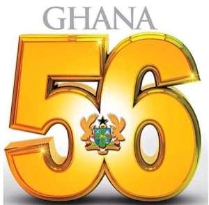 Ghana: 56 and crying