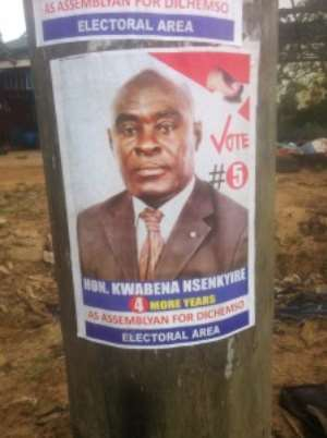 Former NPP Vice Chair Disqualified From Contesting District Assembly Elections
