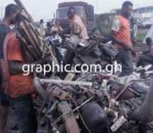 Scrap dealers warn of high crime wave due export ban on metal scrap