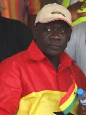 I did not cause financial loss to the State - Amoah