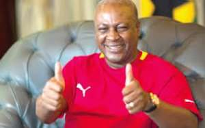 John Mahama: A Statesman Par Excellence In The Making