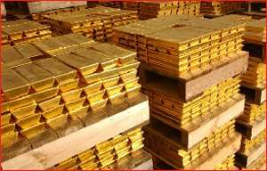 $80M GOLD BARS WITH GHANA SEAL; MORE QUESTIONS THAN ANSWERS