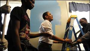 Obama: Achieving after the fall
