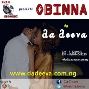 Single Premiere: Da Deeva – Obinna