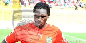 Joseph Ochaya insists he is happy in Kumasi