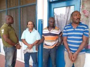 Police Arrest 4 For Posing As  Security Operatives