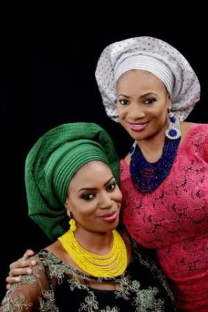 Opeke Launches Fashion Line With A Bang!