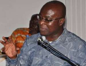 """I will do better as President than John Mahama""-Mensah-Bonsu"