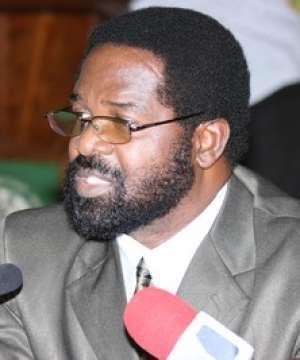 AMA Boss, Dr. Alfred Nii Oko Vanderpuije