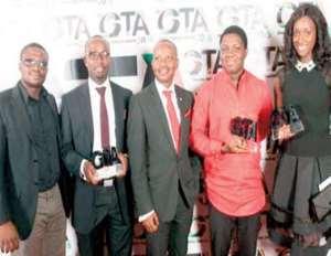 Vodafone Wins Awards