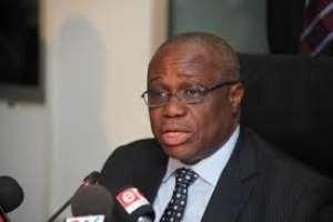 Dr. Wampah, Governor Of Bank Of Ghana