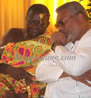 Rawlings advises African leaders on sound democracy