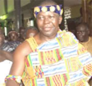 Nigeria Honours Otumfuo