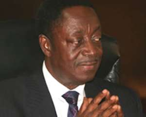 Dr. Duffuor unhappy about violation of procurement laws