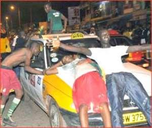 Stars Set Accra Agog Again