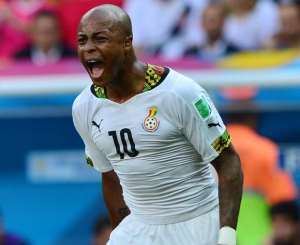 Five top English clubs keen on signing Ghana star Andre Ayew