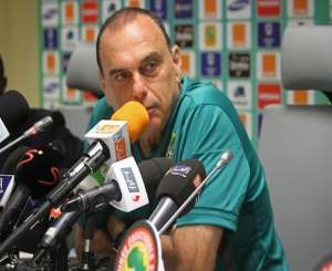 AFCON 2015: Avram Grant salivates about Black Stars unyielding bravery after Algeria victory