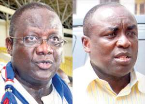 Why The Impeachment Of Afoko And Kwabena Should Not Be An Option For The Npp Now