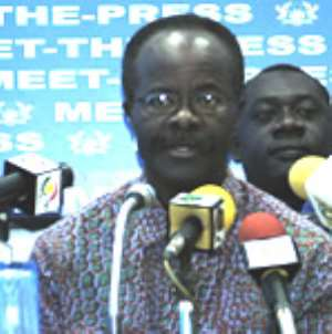 No Rush For Public Sector Reform - Nduom