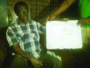 Pa Kasumu Set to Travel to India  for Medical Check-up