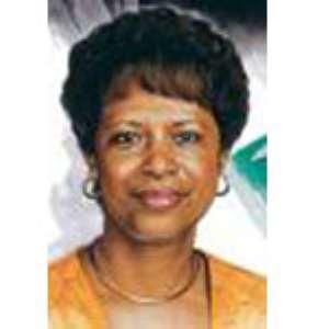 Ms Pamela Brigdewater, US Ambassador to Ghana
