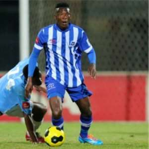 Ghana defender John Paintsil delighted over his progress at SA side Maritzburg