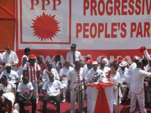 PPP poised to cause major political upset in Ghana's history-Nduom