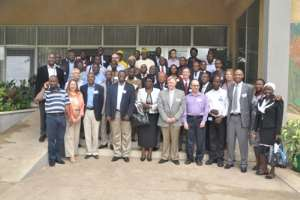 Roadmap For Cassava-Based Animal Feed System In Africa To Be Drawn In The International Institute Of Tropical Agriculture (IITA)