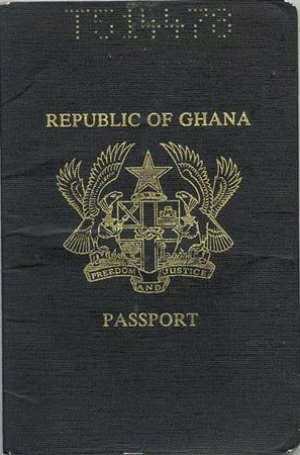 7 arrested for falsifying passports