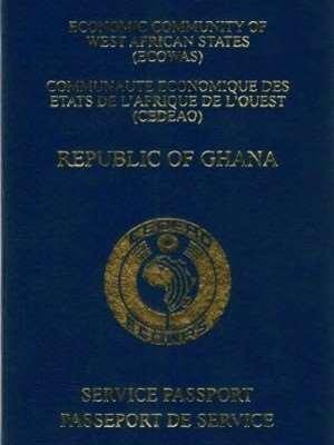 Trading The Ghanaian Passport