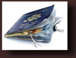 Surrender diplomatic and service passports - Ministry