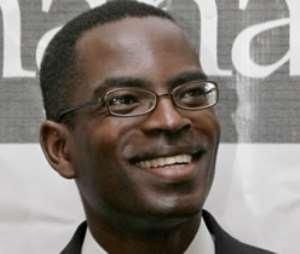 Patrick Awuah - Founder, Ashesi