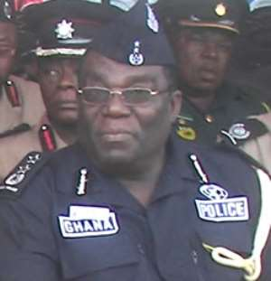 Mr. Paul Tawiah Quaye IGP