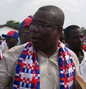 NDC can't be serious – NPP Chairman
