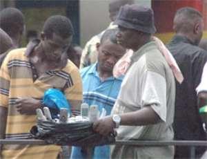 Mobile Phone Dealers Worried