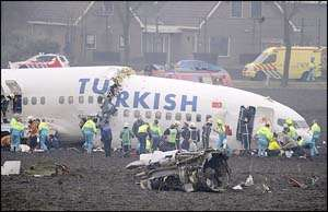 9 Dead In Amsterdam Air Crash