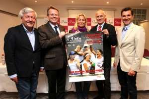 Tennis : Fed Cup to be play by Germany Porsche Team