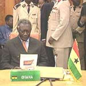 We Should Concentrate On Economy - Kufuor
